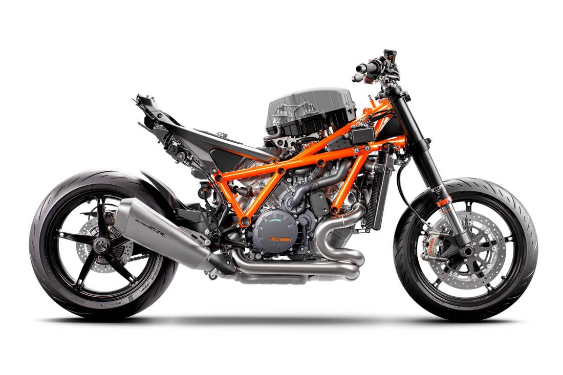 Naked - KTM 1290 SUPER DUKE RR 2021
