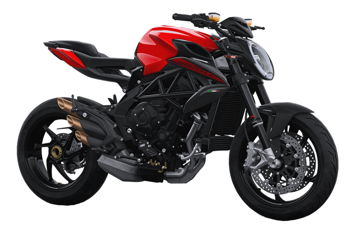 MV Agusta Brutale 800 Rosso 2021
